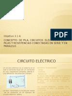 3.1.6 Concepto de Pila, Circuitos Eléctricos Con Pilas
