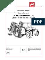 Amazone US605