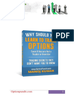 Why Should You Trade Options EBook 01