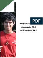 Proyecto Pastoral Vocacional Version 1