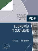 Economia y Sociedad - n 39 - Abril 2016 - Paraguay - Portalguarani