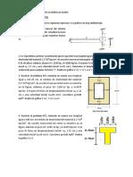 Ejercicios Propuestos n01 Dinamica y Vibraciones