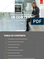 69711 Putting Email Marketing in Context White Paper Core Uk