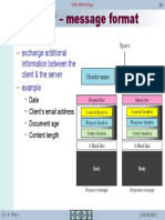 Web Technology 18-HTTP – message format