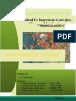 Info.4 Triangulación