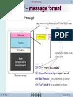 Web Technology 13-HTTP – message format