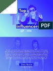 Top 100 Social Media Influencers