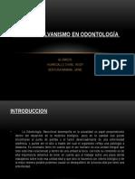 Electrogalvanismo en Odontología