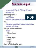 Web Technology 5-The Web