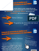 Documentos de Registro y Respaldo de Prestaciones