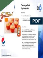 Two-Ingredient Pop Cupcakes