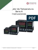 Delta DTA - Controlador de Temperatura - Manual.pdf