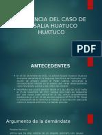 Diapositivas de HUATUCO HUATUCO