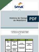 Historia Do Design e Do Mobiliario