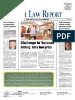 2016 May Virginia Medical Law Report