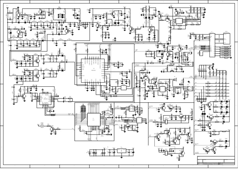 SCHEMATIC Baofeng Uv5r on