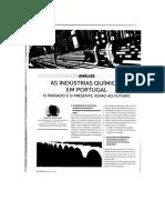 As Indústrias Químicas em Portugal