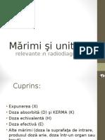 Marimi Si Unitati Relevante in Radiodiagnostic_1