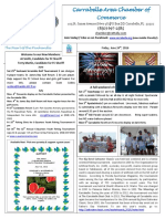 Carrabelle Chamber of Commerce E-Newsletter for June 24th