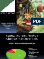 Anormalias Congenitas y Sindromes Dismorficos