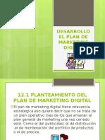 Desarrollo El Plan de Marketing Digital