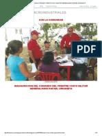 Creditos Microindustriales_ Frente Civico Militar Generalisimo Rafael Urdaneta Aristidez