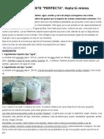 La Botica Escondida_ La Crema Hidratante _perfecta