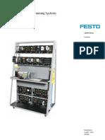 Datasheet 98-8036-0 en 120V 60Hz Industrial Controls Training System
