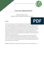 Lean e Green Artigo RubenAbreu 40549 MLSS