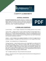Clients Agreement
