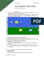 BPM11gPS5 Process Composer Demo Script