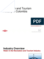 Market Assesment - Tourism Water Colombia (Partners)
