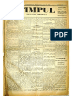 Ziarul Timpul 28 Iunie 1883