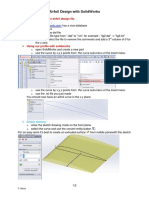 Airfoil Design With SolidWorks