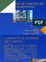 Sistemas de Tuberias en La Industria