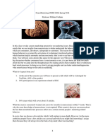 NeuroMarketing (FEM11026) Spring 2014