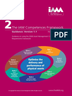 4. the IAM Competences Framework_Guidance - Version 1.1_November 2008