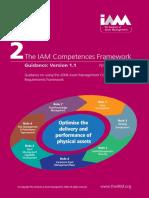 4. the IAM Competences Framework_Guidance - Version 1.1_November 2008