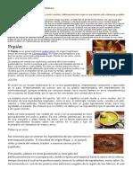 7 Comidas Tipicas de Guatemala