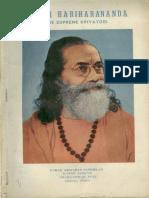 SwamiHariharananda-TheSupremeKriyaYogi(KararAshramSouvenir1973)