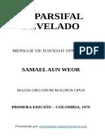 1970 Samael Aun Weor El Parsifal Develado
