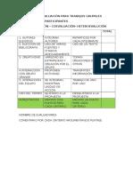 Criterios de Evaluación Para Trabajos Grupales
