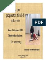 Roberto Benis - Stretching 2010