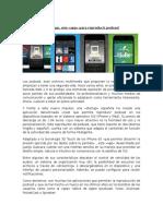 Aplicaciones y tecnología para revista de entretenimiento educacional