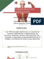 Trastornos Musculo Esqueléticos (2)