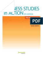 Business Studies in action 4th edition