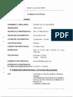 Hoja de vida de Henry Ara Pérez, nuevo Contralor General del Estado