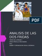Analisis de Las Dos Fridas