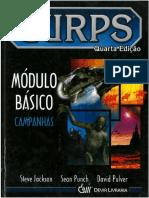 GURPS - 4º Edição -Modulo Basico Campanha PT-BR