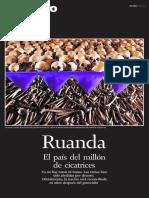 Ruanda El País de Las Mil Cicatrices Ruanda El País